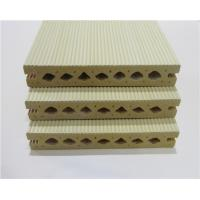 Anti-UV WPC Composite Decking Boards Anti-insect With Hollw Section Board
