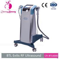 BTL Exilis Ultrasound skin tighten face lifting rf fat removal body slimming machine