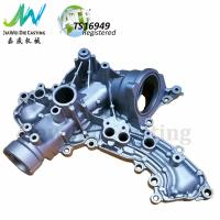China Sand Casting Surface Die Cast Auto Parts , ODM Automatic Transmission Valve Body on sale
