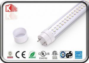 China Long lifespan Cool white 18w led fluorescent tube 4 feet for office , meeting room on sale