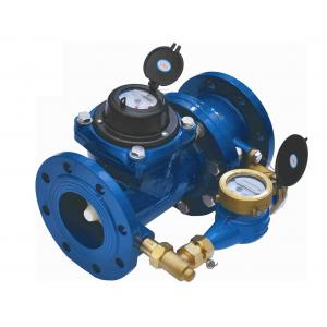 China Class B Commercial Multi Jet Water Meter ISO 4064 Magnetic Drive Low Head Loss on sale