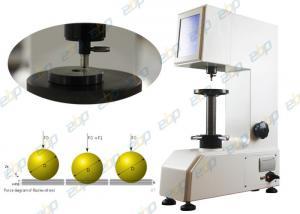 China Metal Rockwell Hardness Test Digital Rockwell Hardness Testers with Hardness Conversion Function on sale