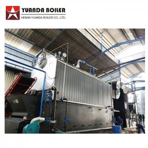 China Chain Grate Automatic Feeding Low Pressure 20Tph Bagasse Biomass Steam Boiler on sale