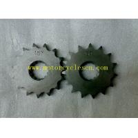 China OEM Motorcycle Spare Parts , GXT200 QM200GY Motocross 428-15T Driving Shaft on sale