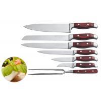 Multifunction Stainless Steel Knife Set Seven Types For Household / Restaurant