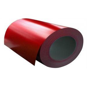 China PE PVDFは色によって塗られた鋼鉄コイル/電流を通された鋼鉄コイルDX51D EN10142を前塗りました on sale