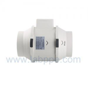 Quality FF125-Lab Plastic pipeline blower,INLINE fan,2 Speed Control Mixed Flow In line Duct Fan25 for sale