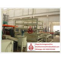 Non Asbestos Fiber Cement Board Production Line With 2000SQM Larger Capacity