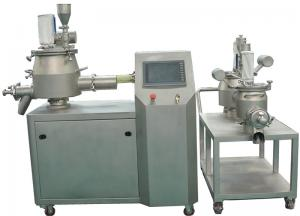 China High Yield Pilot Rapid Mixer Granulator Machine With Automatic PLC Control on sale