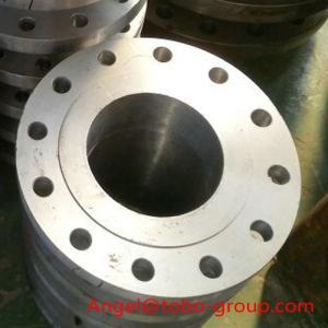 China FLANGES Lap Joint DN500 CL300 CS 2 ADT DN500 FLANGE LJ B16.5 CL300 A105 on sale