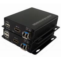 4K KVM to fiber converter,4K/2K HDMI with Keyboard and mouse over optical fiber,4K HDMI fiber extender