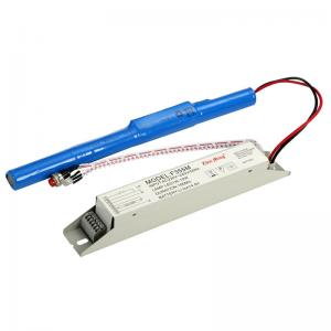 China Full Output Emergency Light Conversion Kit With Li - Ion Battery , OEM / ODM  Service on sale