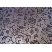 Silkscreen Type Metallic Mesh Fabric Aluminum Material For Room Dividers
