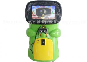 China CE Kid Virtual Reality Equipment 28Kg Weight , Magic 9D Vr Games For Children on sale