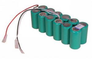 China High Capacity Airsoft Gun 14.4V Powerful NIMH Battery Packs on sale