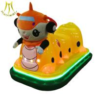 Hansel  carnival game children electric cars toys for shopping mall