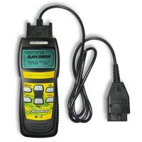 U581 Can Obdii/Eobdii Memo Scanner Live Data Vpw Pwm Iso Kwp 2000 Can Protocols