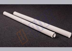 China 30 Inch Membrane Filter Cartridge / Cartridge Oil Filter With Glass Fiber on sale