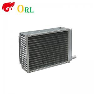 China Water Proof Plate Air Preheater In Boiler , Combustion Air Preheater Hot Water on sale