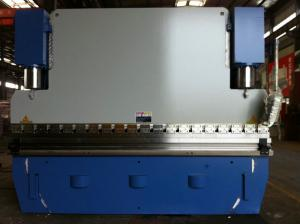 China Punch CNC Hydraulic Press Brake With CNC Control System 1000KN on sale
