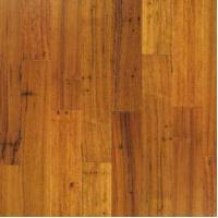 China BC219 Teak Color Solid Chestnut Finger Jointed Wood Flooring on sale