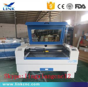 China 150W CO2 CNC laser cutting machine for nonmetal CNC Laser Cutting Machine on sale