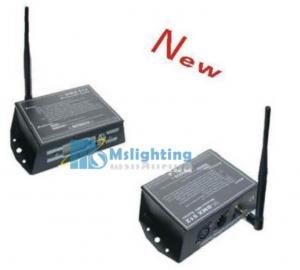China Dmx Wireless Controller / Control Box on sale