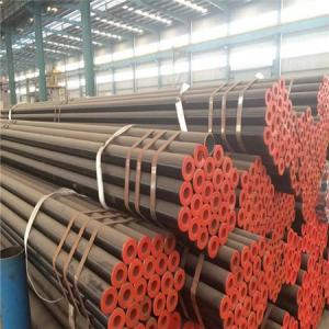 China DIN 2394 Welded Seamless Alloy Steel Pipe Material St 34.2 LEBU CV® Central Heating Tube on sale