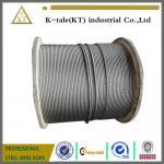 鋼線は6*24+7FC 22mm/steelワイヤー ロープの/goodの質をロープをかけます