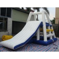 Inflatable Jungle Climber Water Slide