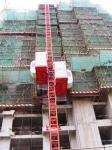 equipamento de levantamento industrial de levantamento do elevador da velocidade 0-80m/min