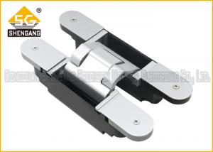 Quality Las bisagras de puerta resistentes ajustables inoxidables del acero 3D for sale