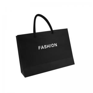 China Biodegradable Paper Merchandise Bags , Custom Gift Bags For Business on sale