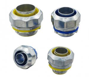 China Explosion Proof  Rigid Conduit Compression Fittings 4 Liquid Tight Connector on sale