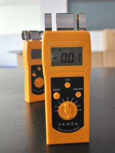 Quality Inductive Moisture Meter range 0%-50% with high accuracy ,portable stable for sale