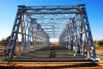 Pont de botte en acier de cadre en acier à voie unique pour le ferry, Assemblée