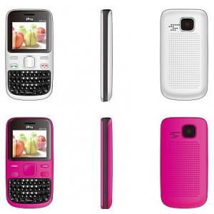 China dual sim dual standby  low cost cell phone with full functions E33 on sale