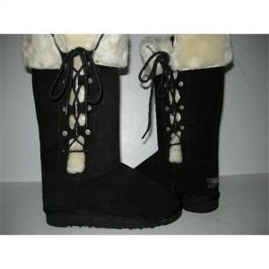 China UGG women 5163A+ blacklong boot on sale