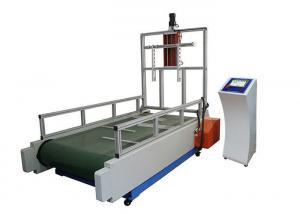 China Baby Stroller Wheel Abrasion Testing Machine , Pram Walk Mileage Testing Equipment on sale