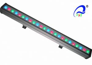 China 24 Pcs * 3W RGB LED Wall Washer Light 1000mm Outdoor Led Wall Washer IP65 on sale