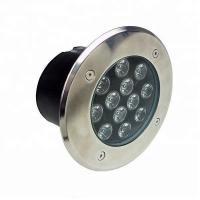 12w Ip65 Outdoor Underground Lighting Fixtures Led Deck Light
