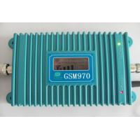 60dBm High gain gsm cell phone booster , gsm booster for home