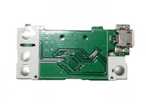 China 20 Layer Rigid PCB Board Fabrication Conventional Coating For Preventing Humidity on sale