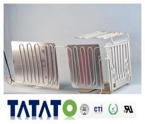 China Refrigerator Evaporator Freezer Evaporator Tube on Plate Evaporator on sale