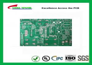 China 3 OZ Copper Printed Circuit Board Double Sided PCB FR4 2.0MM Controller PCB on sale