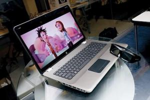 China HP ENVY 17 3D laptop ENVY 17 3D LIMITED EDITION with BEATS AUDIO and HP Triple Bass on sale