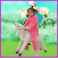 China Magic Prince Playground Ride on Walking Animals on sale