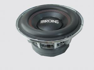 China 800W Rms Powerful Car Subwoofers , 4 Ohm 10 Inch Car Audio Subwoofer on sale
