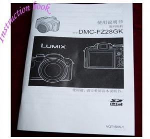 China A4 Paper Instruction Book Printing, Foldable Flyer Print On Two Sides on sale
