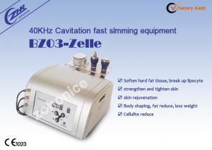 China Bady Shaping sonic Fat Burning Machine for Fat Reduce , Skin Rejuvenation on sale